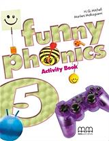funny phonics 5 activity book photo