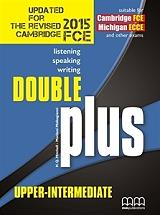 double plus upper intermediate students book reviced fce 2015 photo