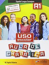 uso escolar aula de gramatica a1 photo
