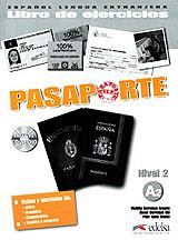 pasaporte ele 2 a2 ejercicios cd photo