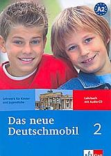das neue deutschmobil 2 lehrbuch cd biblio mathiti photo