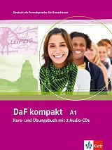 daf kompakt a1 kurs und ubungsbuch 2cd biblio mathiti askiseon photo