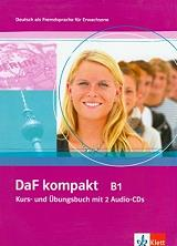 daf kompakt b1 kurs und ubungsbuch 2cd biblio mathiti askiseon photo