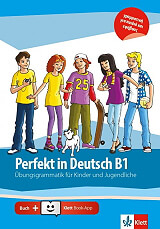 perfekt in deutsch b1 ubungsbuch ebook cdrom biblio grammatikis photo