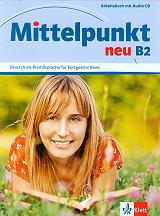 mittelpunkt neu b2 arbeisbuch audio cd biblio askiseon photo