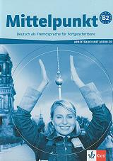 mittelpunkt b2 arbeisbuch audio cd biblio askiseon photo