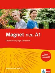 MAGNET NEU A1 GRIECHISCHES ARBEITSBUCH +CD (ΒΙΒΛΙΟ ΑΣΚΗΣΕΩΝ) βιβλία   εκμάθηση ξένων γλωσσών