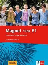 magnet neu b1 kursbuch mit audio cd photo