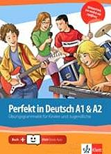 perfekt in deutsch a1 a2 uebungsprogramm klett book app photo