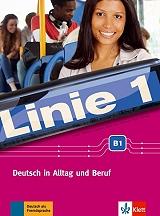 linie 1 b1 kursbuch arbeitsbuch dvd rom photo