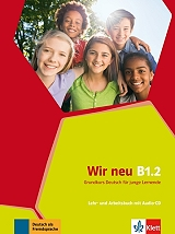 WIR NEU B1.2 KURSBUCH & ARBEITSBUCH (+ CD) βιβλία   εκμάθηση ξένων γλωσσών