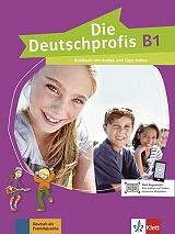 DIE DEUTSCHPROFIS B1 KURSBUCH + ONLINE-HORMATERIAL βιβλία   εκμάθηση ξένων γλωσσών