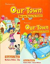 our town one year course for juniors students book starter booklet picture dictionary photo