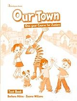 our town one year course for juniors test book photo