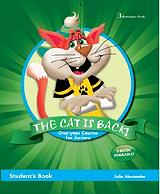 the cat is back one year course for juniors students book starter booklet photo