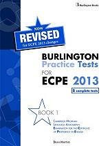 revised burlington practice tests for ecpe 2013 book 1 photo