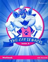 the cat is back junior a workbook photo