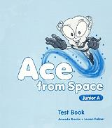 ace from space junior a test book photo
