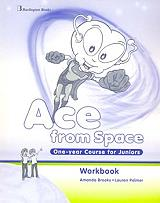 ace from space one year course for juniors workbook photo