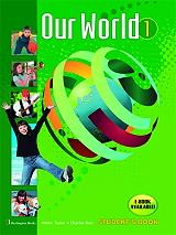 our world 1 students book with writing booklet photo
