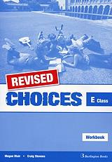 revised choices for e class workbook photo