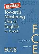 revised towards mastering use of english for pre fce photo