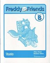 freddy and friends juinior b test book photo