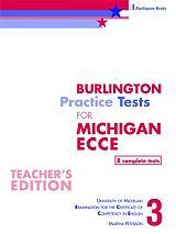 REVISED BURLINGTON PRACTICE TESTS FOR ECCE 2013 BOOK 3 TEACHERS BOOK βιβλία   εκμάθηση ξένων γλωσσών