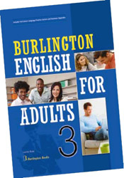 burlington english for adults 3 students book photo