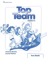 top team junior a test book photo