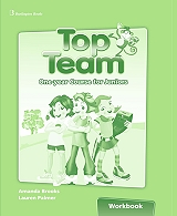 top team one year course for juniors workbook photo
