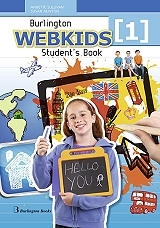 burlington webkids 1 students book photo