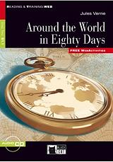 around the world in 80 days cd audio photo
