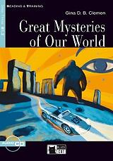 great mysteries of our world cd audio photo