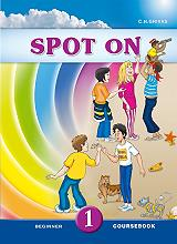 spot on 1 coursebook and writing booklet sb set photo