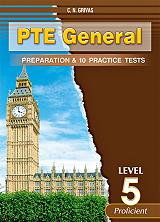 pte general preparation and 10 practice tests level 5 students book photo