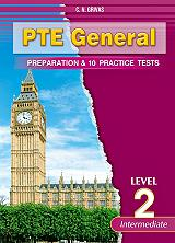 pte general preparation and 10 practice tests level 2 students book photo