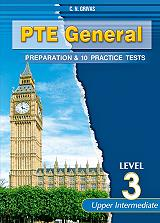 pte general preparation and 10 practice tests level 3 students book photo