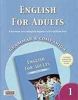 english for adults 1 grammar companion photo