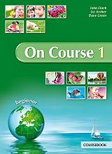 on course 1 beginner coursebook photo