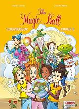 the magic ball junior b coursebook photo