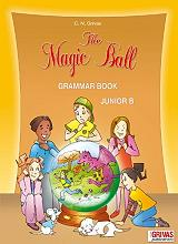 the magic ball junior b grammar photo