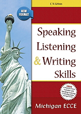 NEW ECCE SKILLS SPEAKING LISTENING AND WRITING SKILLS FOR THE MICHIGAN ECCE βιβλία   εκμάθηση ξένων γλωσσών