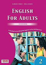 english for adults 2 coursebook photo