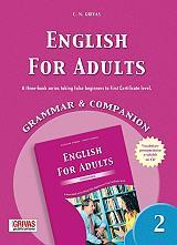 english for adults 2 grammar companion photo