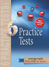 new fce 6 practice tests students format 2015 photo