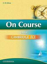 on course fce coursebook companion photo
