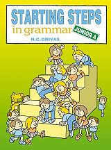 starting steps in grammar junior a photo