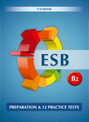 esb b2 preparation and 12 practice tests photo