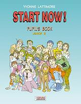 start now junior b pupils book photo